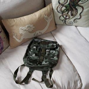 💗Camo Pink Mini Rad Backpack
